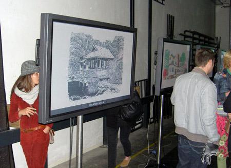 The digital exhibition