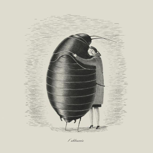 Image: L'Abbracio - Giulia Ghigini