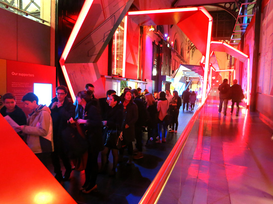 London Transport Museum's Friday Late Night