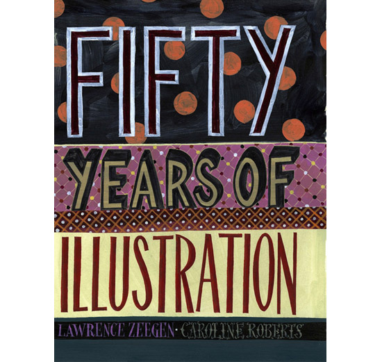 50 Years Of Illustration Exhibition