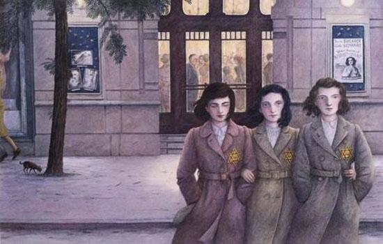 Anne Frank Angela Barrett