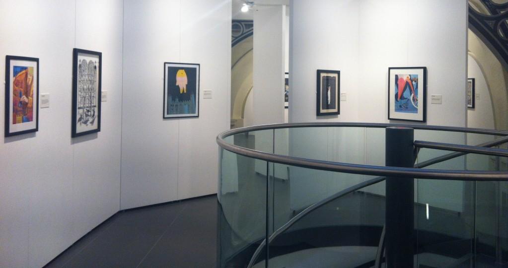 Serco Prize for Illustration 2014 - Exhibition