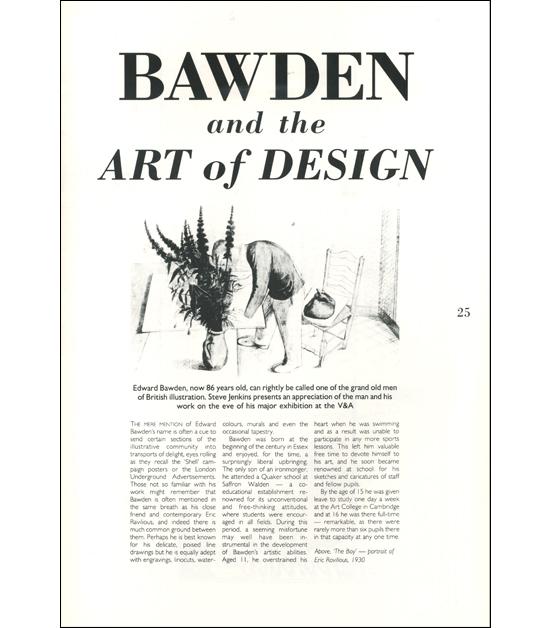 edward bawden aug sep 89 3 550