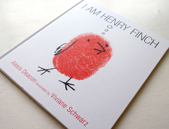 I Am Henry Finch_cover