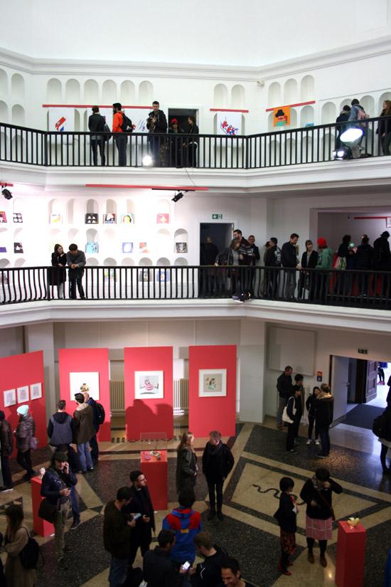 Form Follows Empathy exhibition in Silent Green