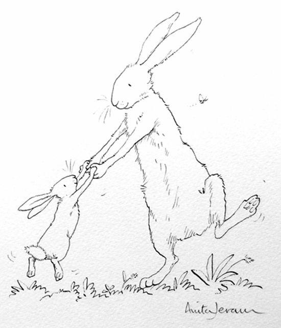 Guess How Much I Love You - In the Summer by Anita Jeram