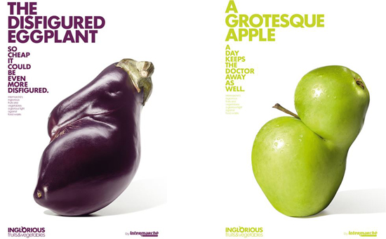 Inglorious Fruits and Vegetables - Designed by Macel