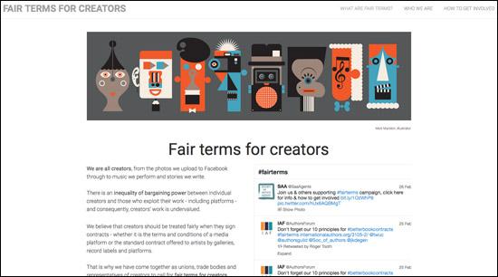 CRA Fair terms website