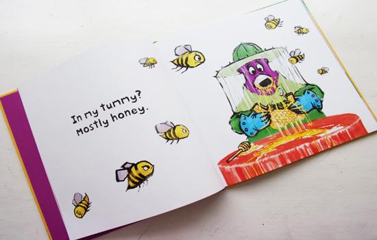 I Am Bear Honey WEB