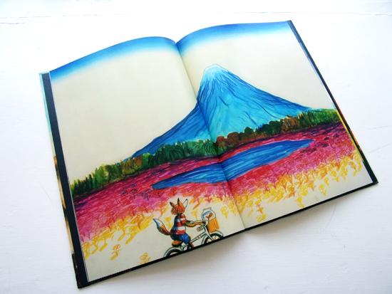 Fuji spread copy