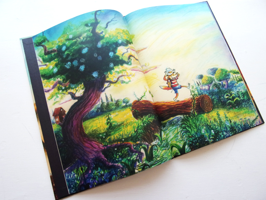 forest spread copy