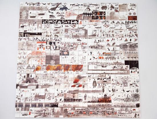 550-tile-History-of-London-mural