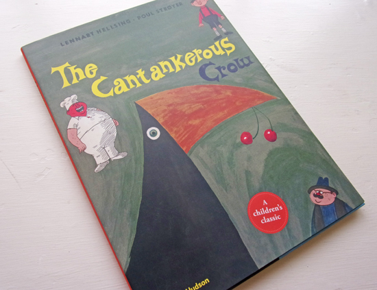 CantankerousCrow_cover