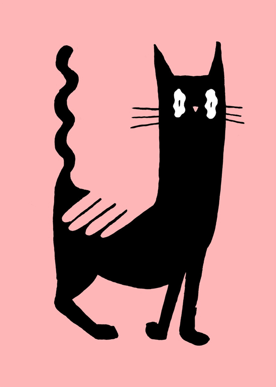 Jean Jullien, Represented Illustrator at Handsome Frank