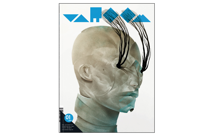 Varoom Cover Issue 1