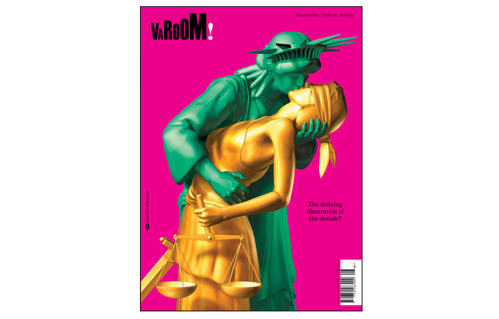 Varoom Cover Issue 10