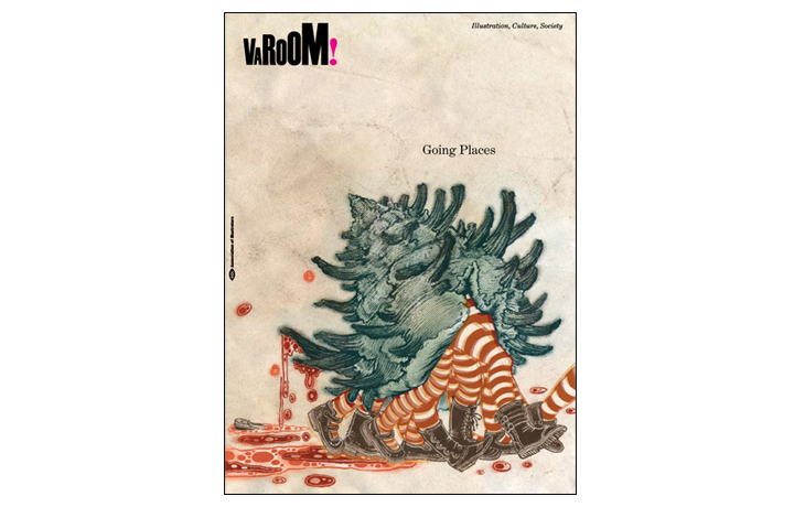 Varoom Cover Issue 13