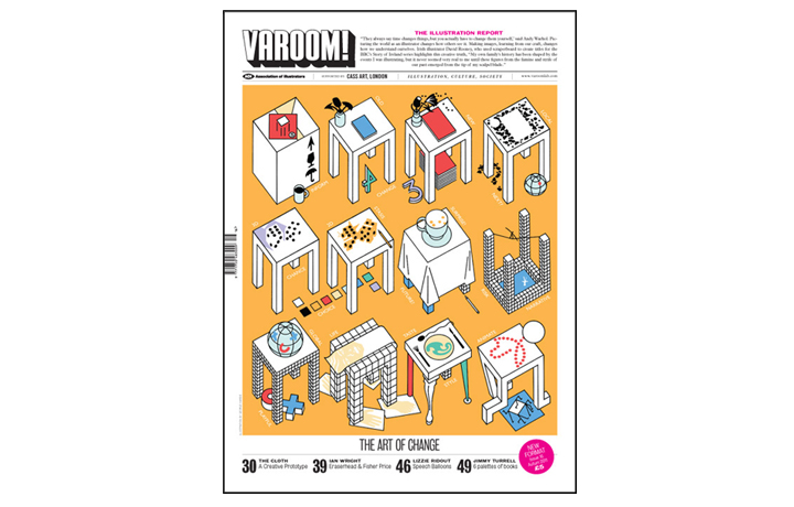 Varoom Cover Issue 16