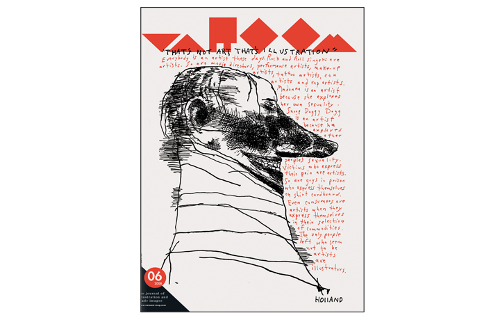 Varoom Cover Issue 6
