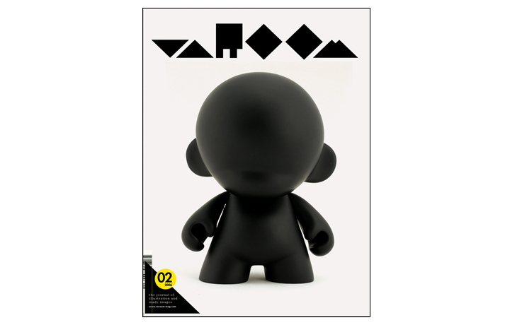 Varoom Cover Issue 2