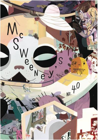 McSweeney Cat