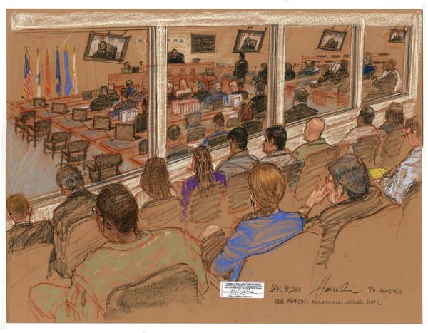 Jan 31 2013 Guantanamo Commissions