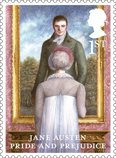 Jane-Austen-stamp-Pride-and-Prejudice