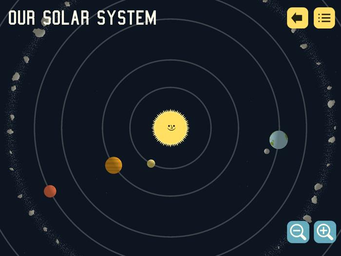 001 Explore - Professor Astro Cat's Solar System - Minilab Studios 700
