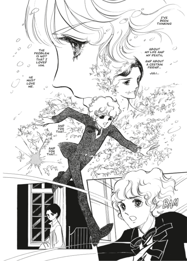 The Heart of Thomas, Moto Hagio, 1974-75