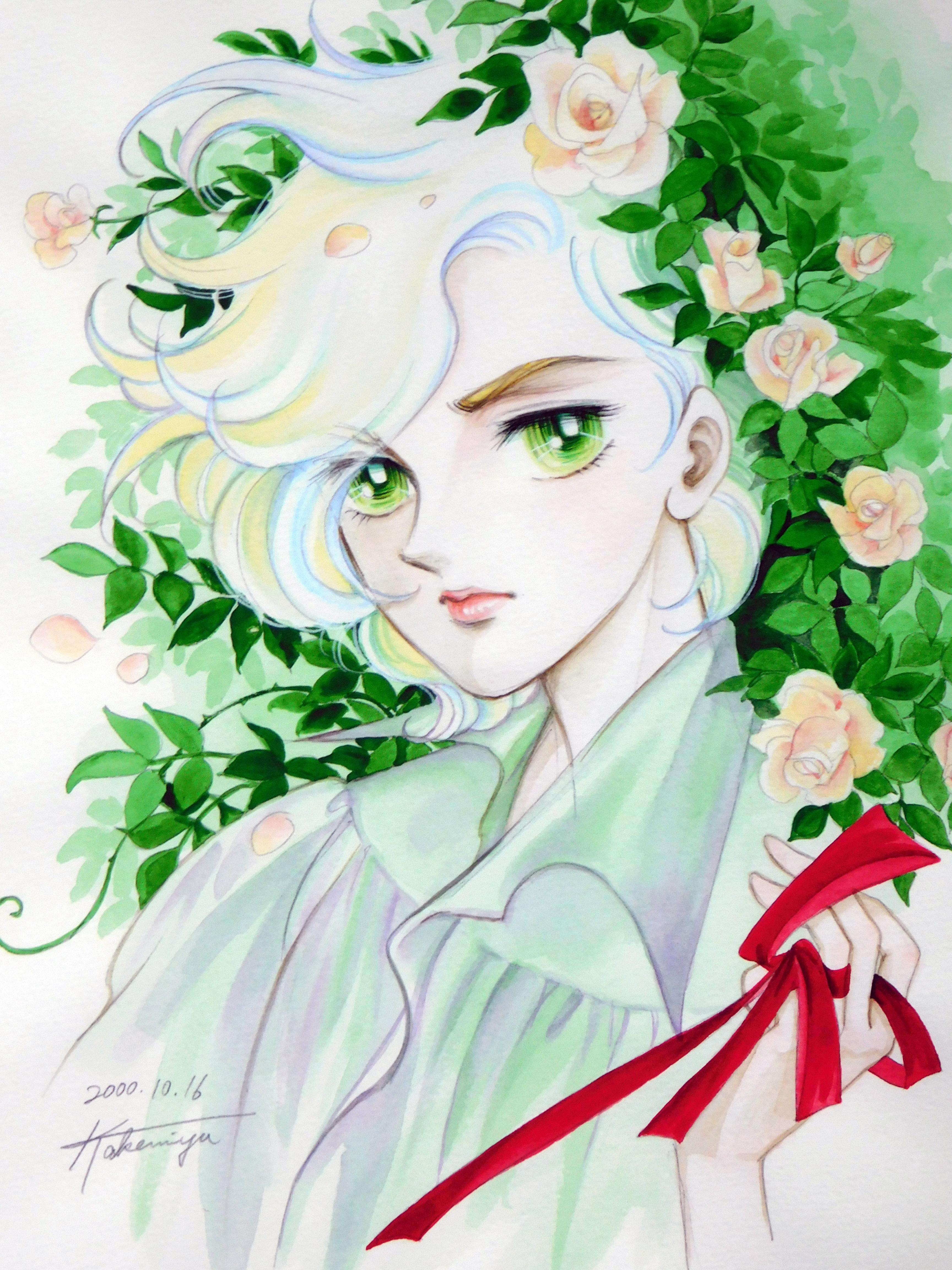 Bara no Toge (The Rose's Thorn), Keiki Takemiya, 2000