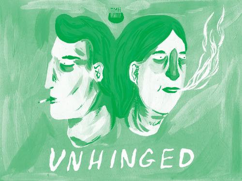 Tieten met Haar - 'Unhinged' 2014