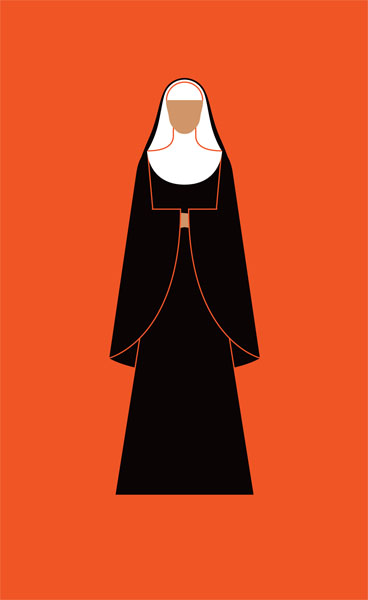'Faith in Fashion' Illustration by Ryan Todd