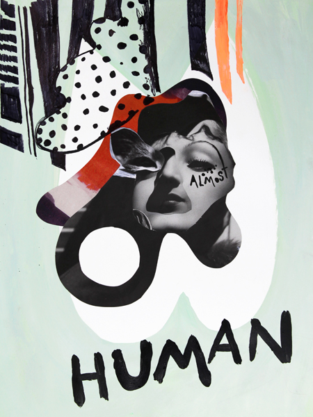 Quentin Jones 'Almost Human'