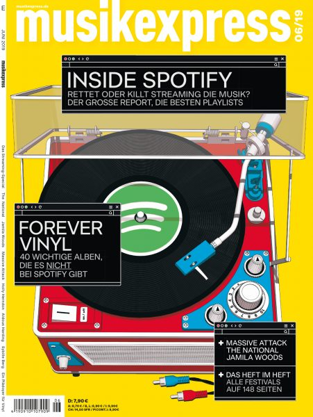 Musik Express Cover