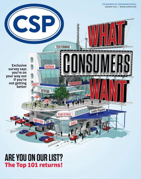 What Consumers Want / CSP Magazine