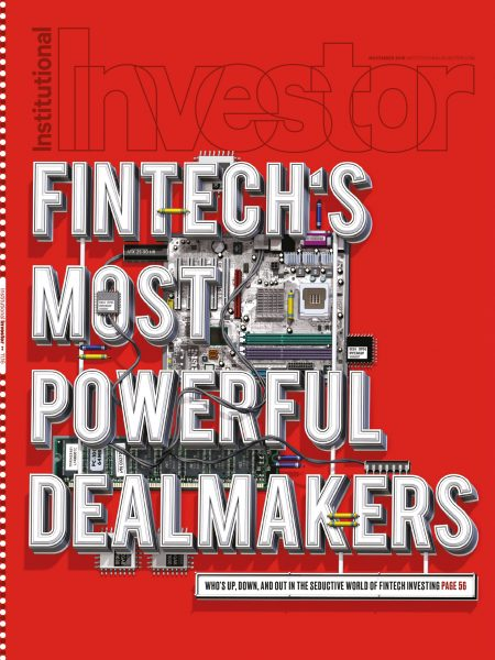 Institutional Investor Cover