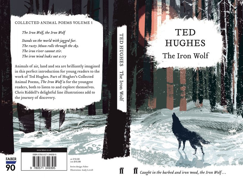 The Iron Wolf Ted Hughes