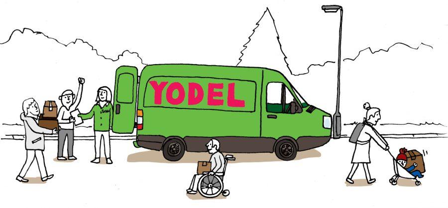 Yodel / Save the British High Street