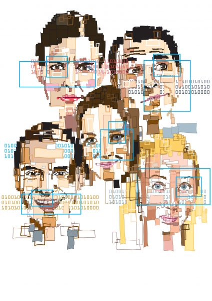 Face Recognition / New Scientist