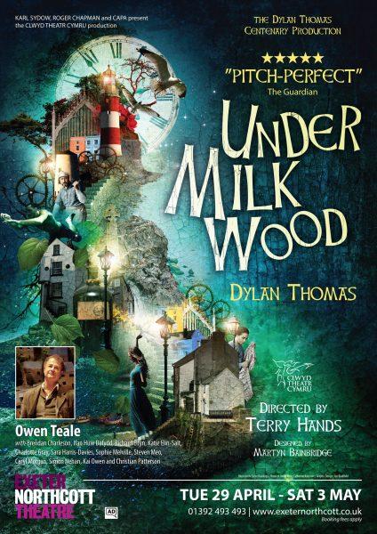 Under Milk Wood Poster 2