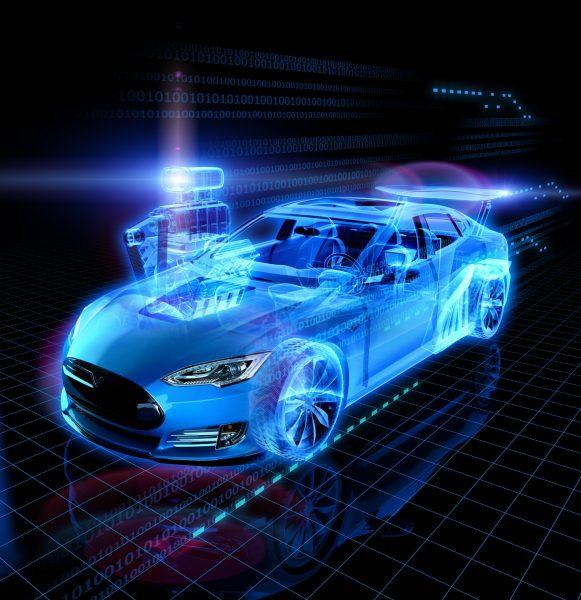X-Ray Car
