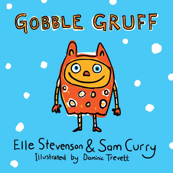 Gobble Gruff Children's Book Cover