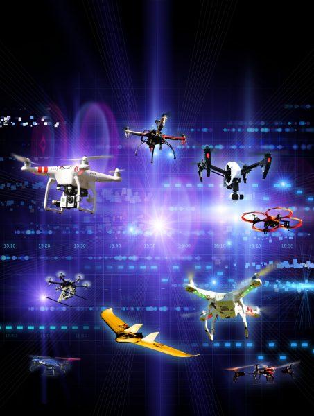 Drones / AOPA Pilot Magazine