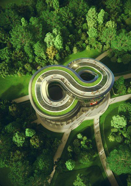 Infinity Sustainability Eco Friendly / FM World Magazine