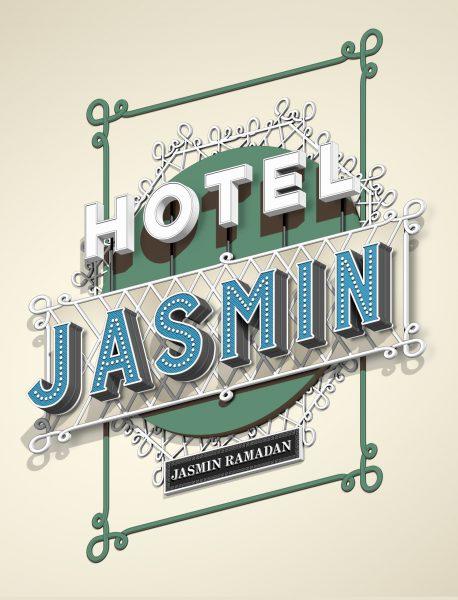 Hotel Jasmin Book Cover