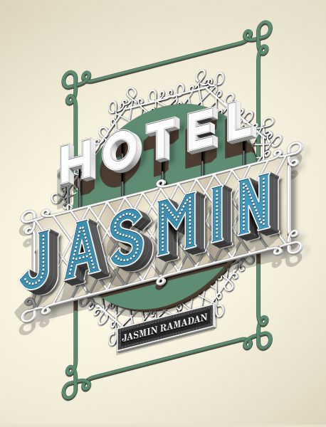 Hotel Jasmin Book Cover