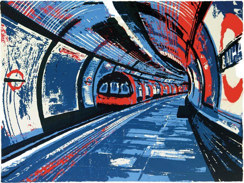 Balham Tube