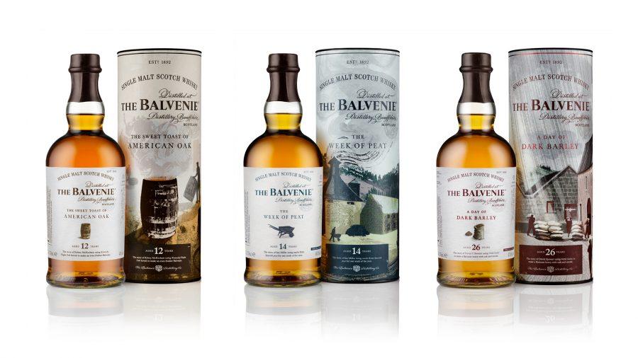 Balvenie Bottles