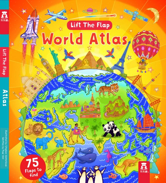 Lift The Flap World Atlas