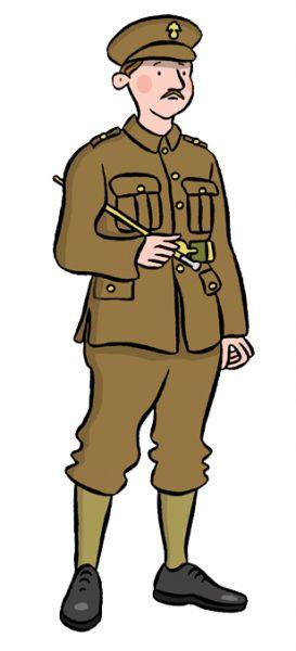 Stephanie-Strickland-WWI-soldier